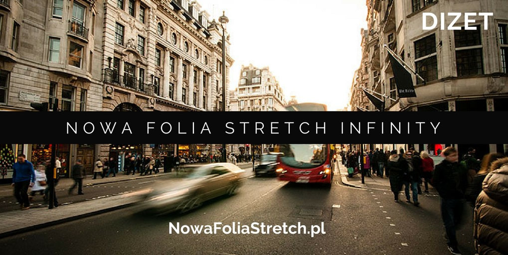 Nowa Folia Stretch Infinity
